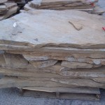 chestnut brown flagstone